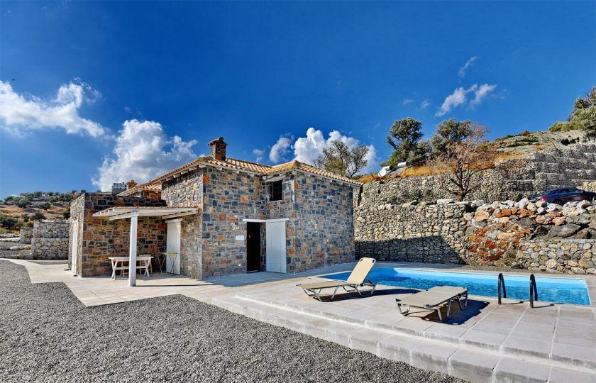 Palazzo greco villas in agia galini heraklion for Design boutique hotel kreta
