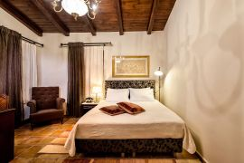 Villa Arhontariki, Kissamos, bedroom double ii