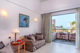 Porto Platanias Beach Resort, Platanias, family room maisonette 2