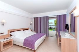Porto Platanias Beach Resort, Platanias, suite private pool sea view 2