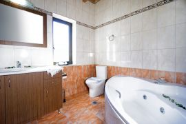 Charming Villa, Platanias, bathroom 2