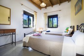 Cretan Residence, Platanias, twin bedroom 2