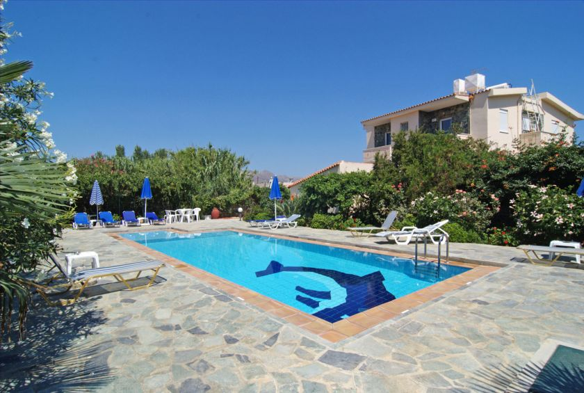 Skoutelonas Villa, Kolymvari, private pool 2