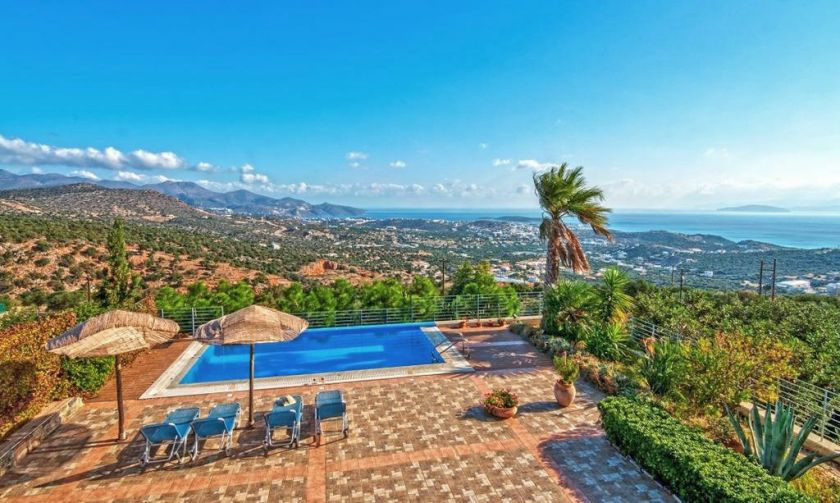Dreamscape Villas, Agios Nikolaos, sea view 1