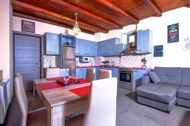 Villa Thermal Waters, Paleochora, open plan 1
