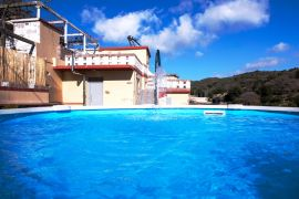 Villa Thermal Waters, Paleochora, pool 1e