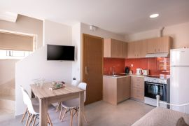 Athina Apartments Platanias, Platanias, kitchenA1b