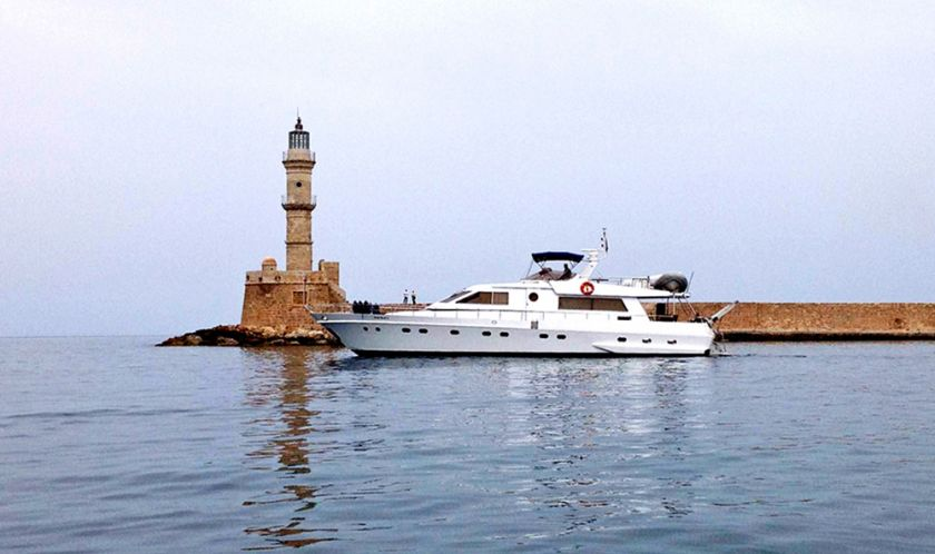 Private Cruises from Chania old town, Chania town, ladycrop