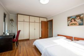 Wooden Art Apartment, Chania town, bedroom1a