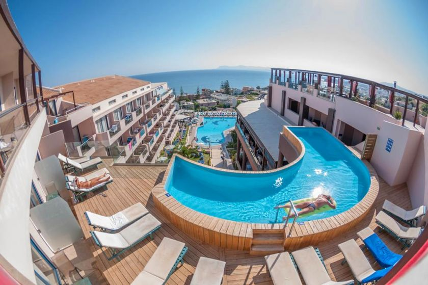 Agia Marina Hotel Galini Beach
