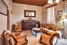 Quiet Villa, Prines, living room 1 a