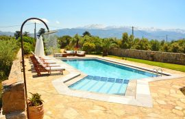 Villa Litsarda, Litsarda, swimming pool 1