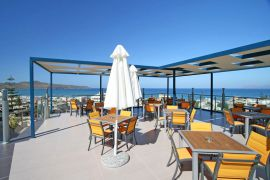 CHC Galini Sea View Hotel, Agia Marina, Restaurant 2