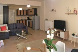 Comfortable Apartment, Chania (staden), open plan area 1