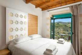 Nature Inspired Villa, Maleme, bedroom 1 a