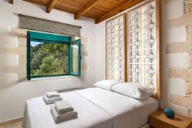 Nature Inspired Villa, Maleme, bedroom 2 a