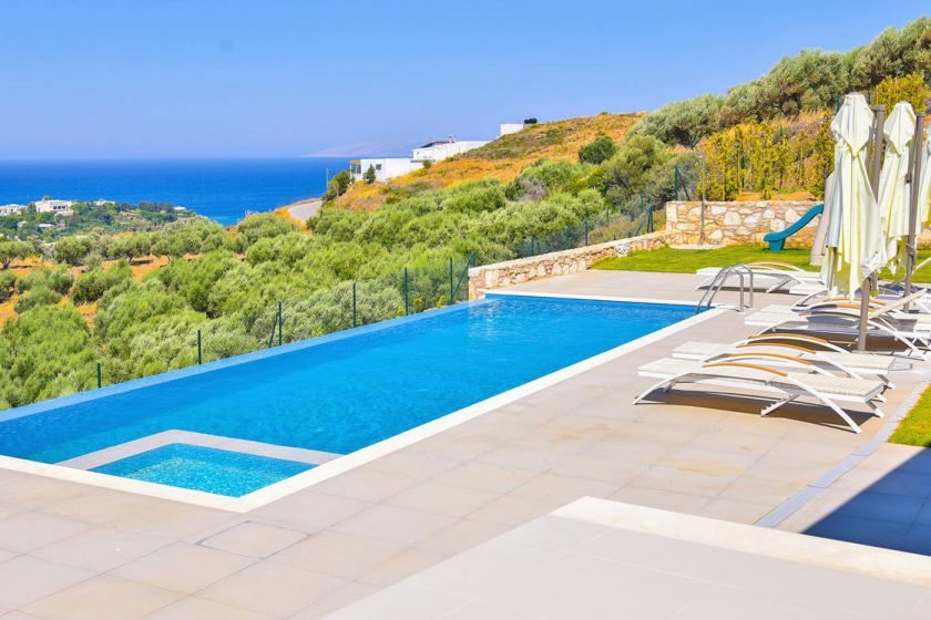 White Villas, Agia Pelagia, private pool 2a