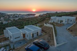 White Villas, Agia Pelagia, villas sunset 1