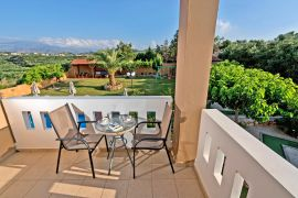 Villa Colorful, Agia Marina, balcony sitting area 2