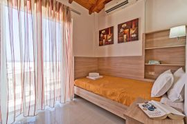 Villa Colorful, Agia Marina, bedroom 4a