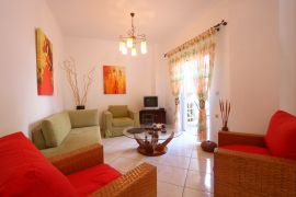 Cheerful Apartment, Chania town, living room 2
