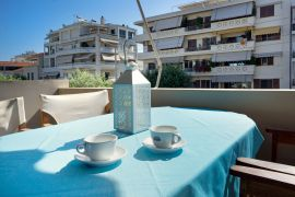 Rafalia Cozy Apartment, Chania town, balcony 1a