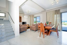 Beach Villas, Тавронитис, open plan area 2