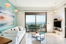 Villa Perfection, Maleme, living room 2