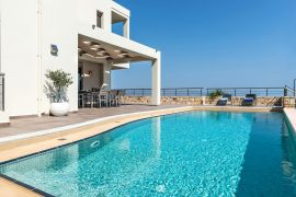 Villa Perfection, Maleme, private pool 1