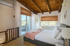 Deep Blue Villa, Stavros, bedroom 1a