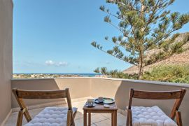 Deep Blue Villa, Stavros, lovely sea views 1