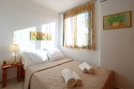 Artemis Apartment, Chania (Byen), artemis bedroom 2a