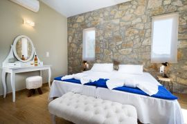 Villa Princess, Litsarda, master-bedroom-upper-floor-1