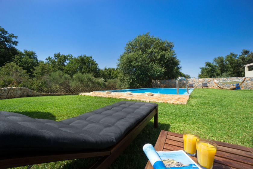 Villa Princess, Litsarda, pool-1