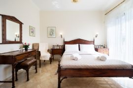 Afroditi Apartment, Chania town, afroditi-bedroom-2a-double-bed