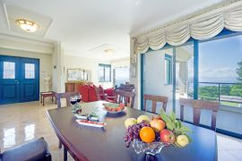 Afroditi Apartment, Chania town, afroditi-dining-area