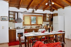 Topolia Villas, Falassarna, 4-bedr-villa-fully-equipped-kitchen