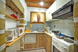 Topolia Villas, Falassarna, 1-bedr-villa-fully-equipped-kitchen