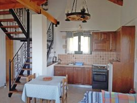 Seaview Rustic Houses, Kalyves, fully equipped kitchen 1
