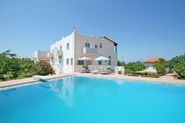 Eleana Apartments, Stavros, Pool 2