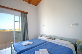 Eleana Apartments, Stavros, 2-bedroom apartment 3