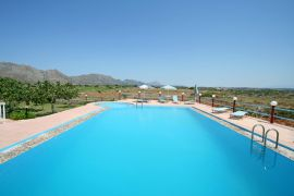 Eleana Apartments, Stavros, Pool 3