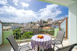 Bright Maisonette, Chrissi Akti, balcony 1