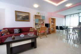 Bright Maisonette, Chrissi Akti, open plan area 2