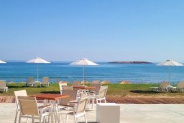 Bright Maisonette, Chrissi Akti, aptera beach 1