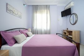 Happy Apartment, Chania town, bedroom double 1a