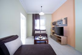 Happy Apartment, Chania town, living room area 2