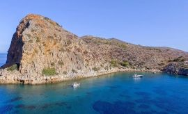Sea Star Excursions, Chania (Byen), theodorou island panoramic view