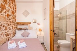 Townhouse Emi, Χανιά, bedroom double 2a