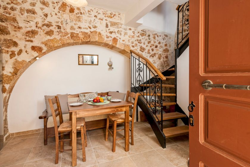 Townhouse Emi, Χανιά, entrance dining area